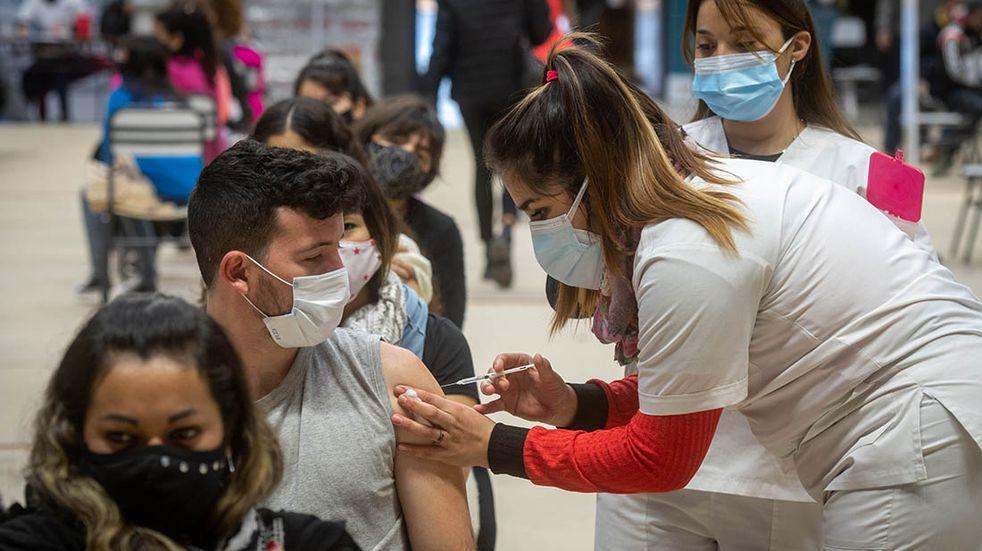 Vacunas Covid-19: El 50% de los mendocinos ya está inmunizado