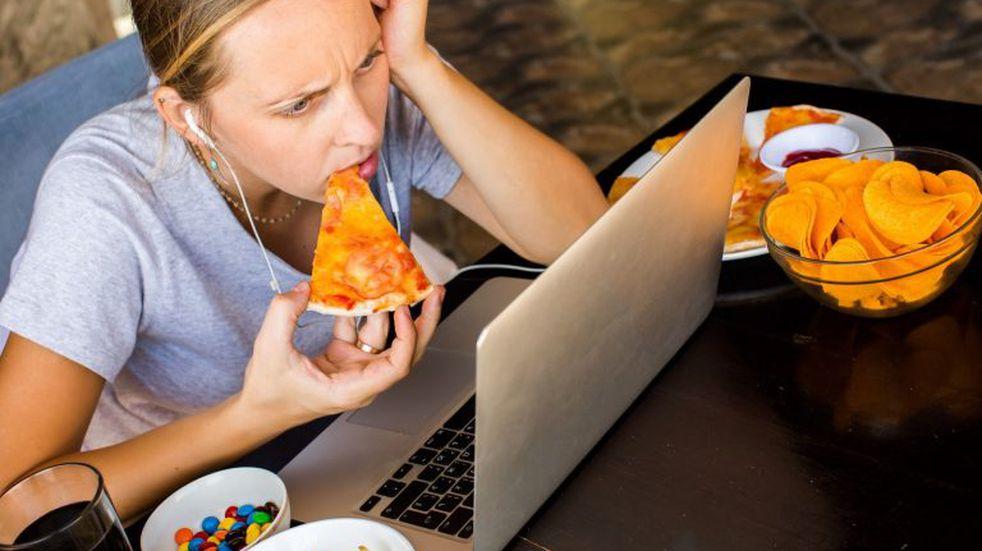 Alimentación en cuarentena: cómo afecta el estrés y la ansiedad