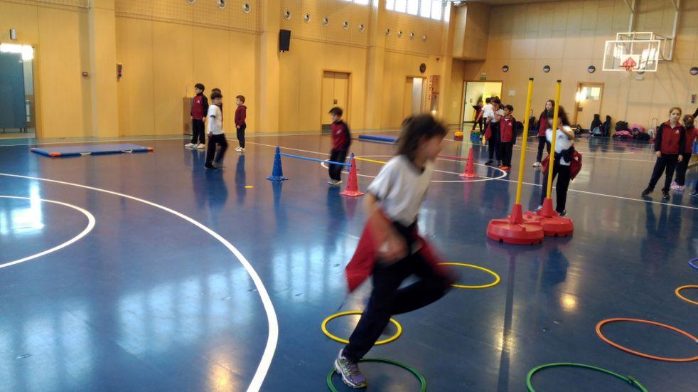 Este es el protocolo para las clases presenciales de educación física en las escuelas