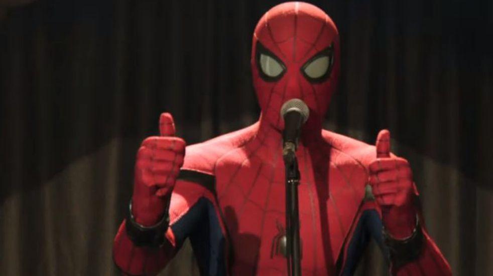 """Ya salió el primer tráiler de la secuela de """"Spider-Man"""""""
