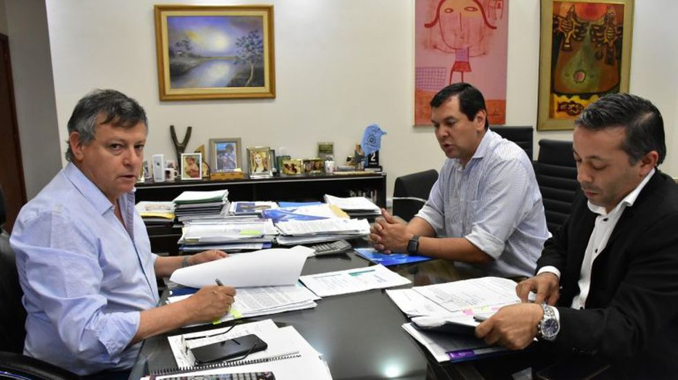 Peppo busca la condonación de deudas a los productores