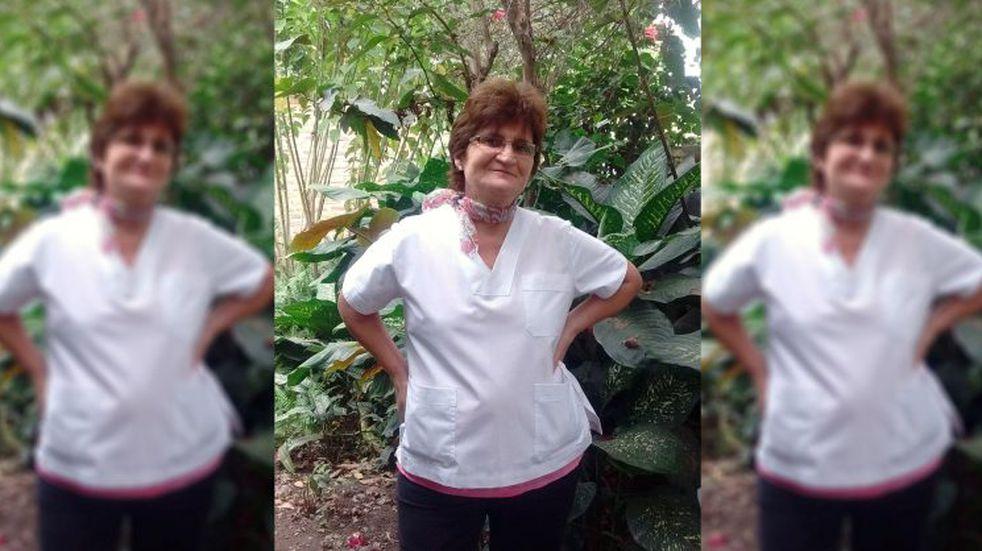 El reclamo de una enfermera salteña: pacientes compran sillones en el supermercado por falta de camas (Facebook Ramona Riquelme)