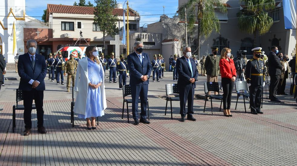 Jujuy evocó los 25 de Mayo, hablando de pasado, presente y futuro