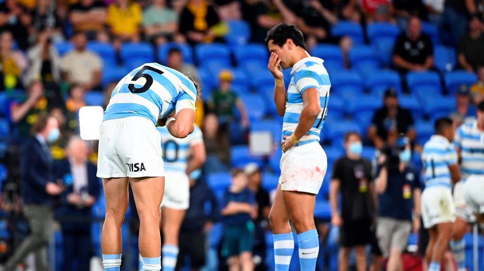 Rugby Championship: Los Pumas perdieron categóricamente ante a los Wallabies