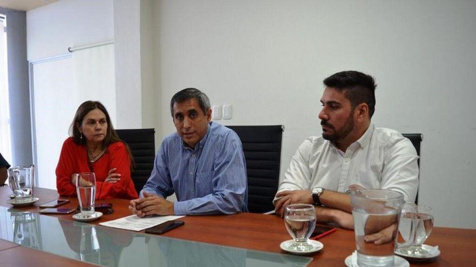 Paredes Urquiza realizó un balance de gestión sobre los cuatro años al frente de la comuna capitalina