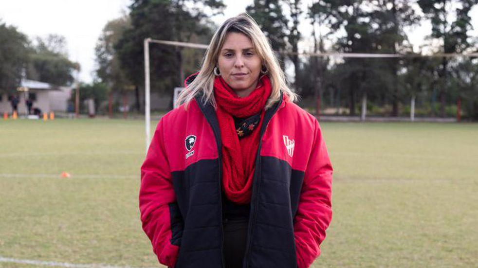 Florencia Cucco, la coach que trabajará con el cuerpo técnico de Instituto