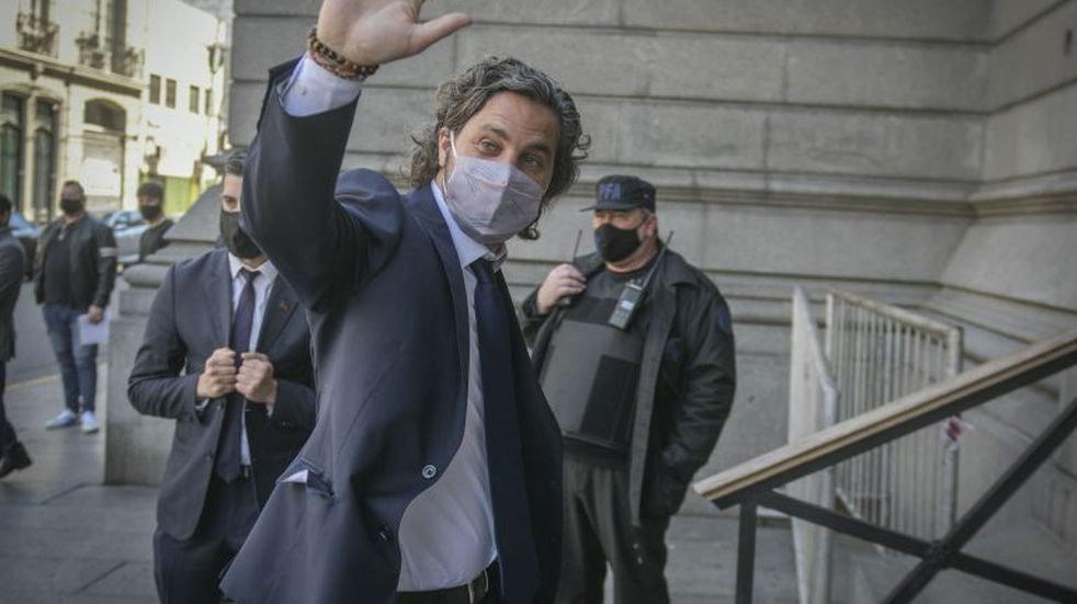 """Santiago Cafiero defendió la nueva fórmula de jubilaciones, sujeta a """"si la Argentina crece"""""""