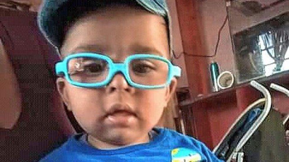 Thomás tiene nueve meses y es oriundo de Paraná.