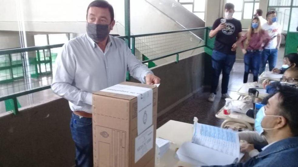 """José Herrera: """"El proceso electoral es totalmente normal y eso es muy saludable para la democracia"""""""