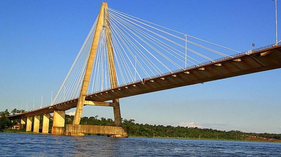 Puente Posadas Encarnación. (Misiones Online)