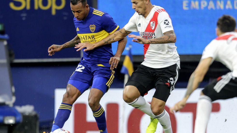 Cuándo podrían cruzarse Boca y River en la Copa Libertadores. (Fotobaires)