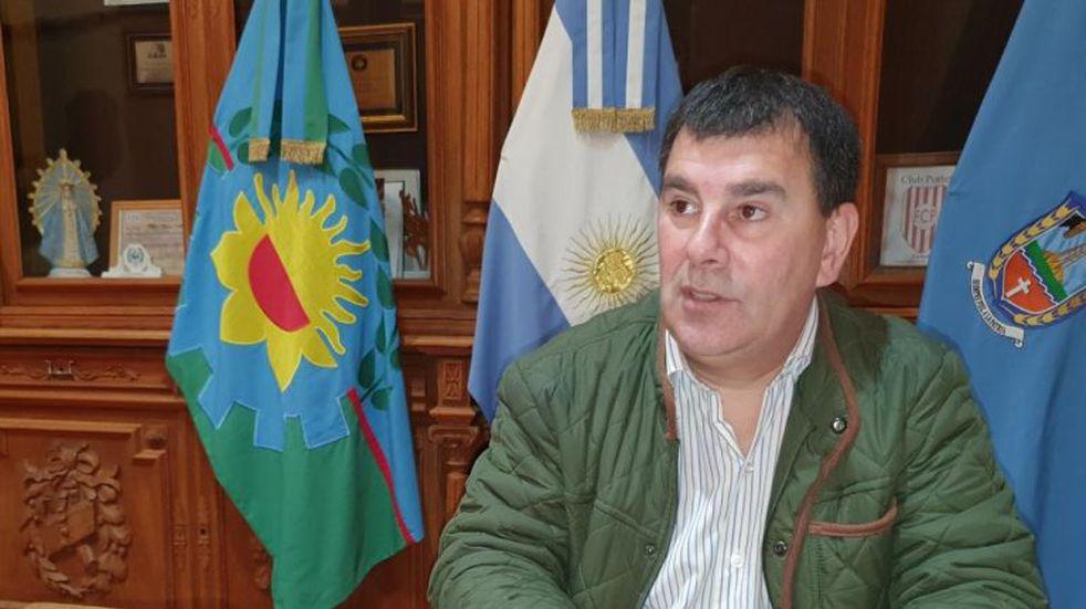 """Bertellys: """"Estamos a la espera que el Gobernador firme el decreto con las nuevas medidas"""""""