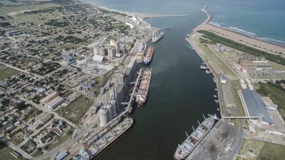 Puerto Quequén: Las exportaciones de soja aumentaron un 28% en el primer semestre