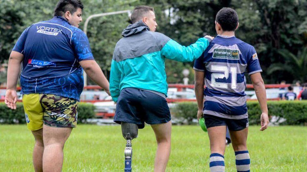 """El rugby tucumano está de luto: murió Benjamín """"Dipy"""" Romano"""