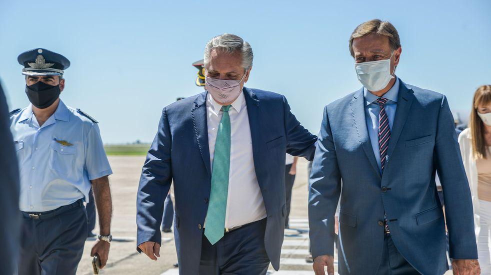 Confirmaron que Alberto Fernández viaja este jueves a Mendoza