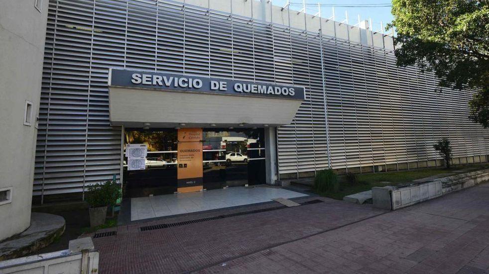 Alta Córdoba: una mujer herida al incendiarse su casa