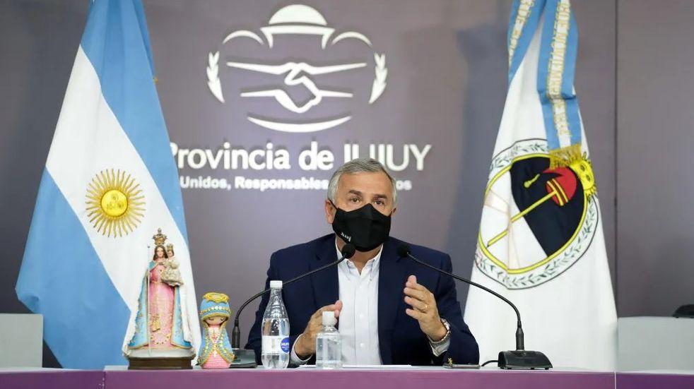 """Jujuy seguirá """"con todas las actividades en pleno funcionamiento"""""""