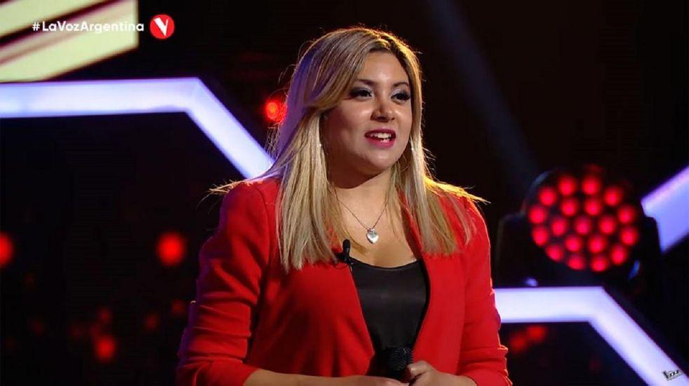 "Polémica en ""La Voz Argentina"": quién es Abigail Ledesma, la participante que ya ganó un concurso de canto"