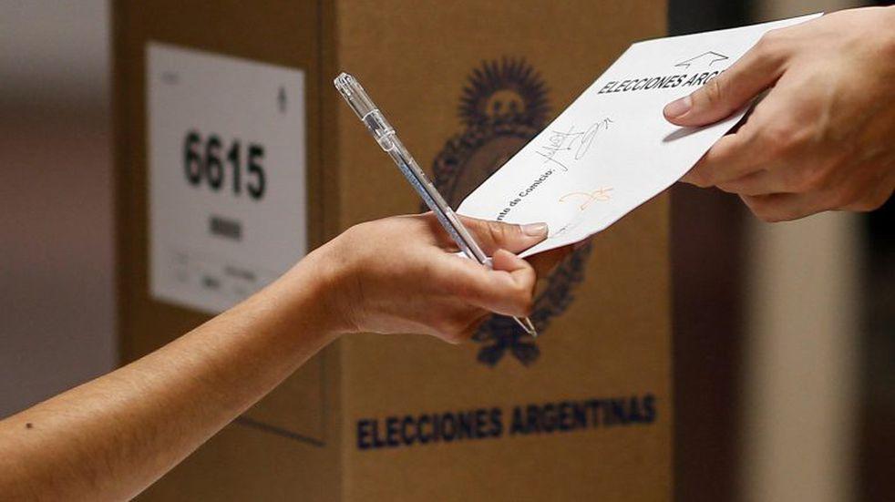 Elecciones Argentinas (EFE)