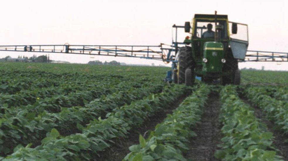 Agroquímicos: Mársico presentó un proyecto con Buenas Prácticas Agronómicas
