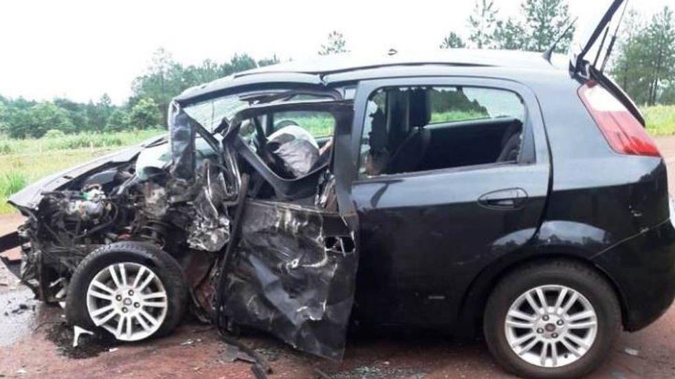 Una mujer perdió la vida en un siniestro vial sobre Ruta 17