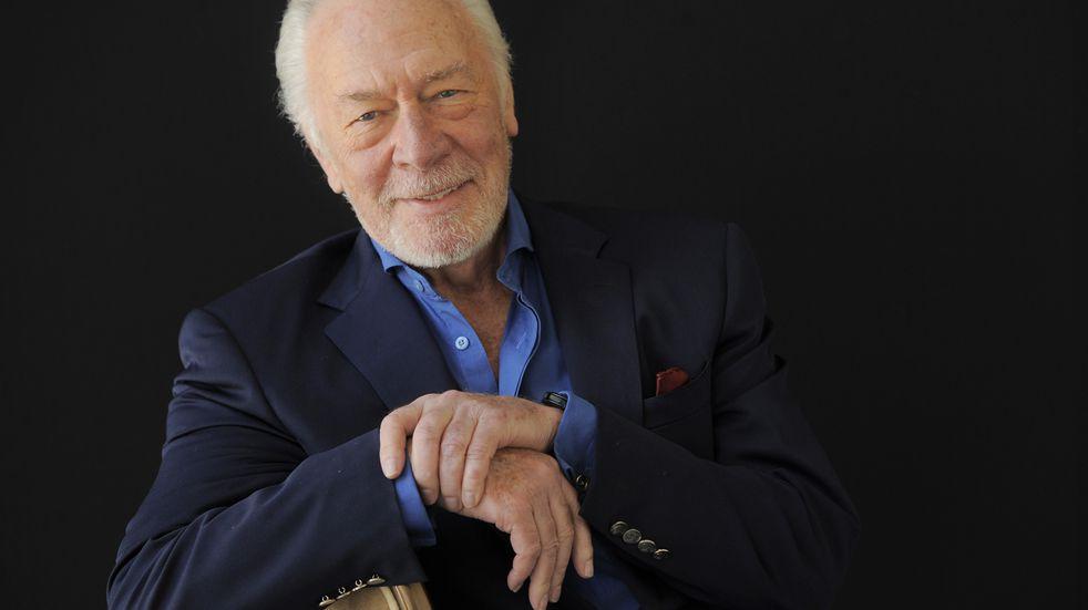 """Murió a los 91 años Christopher Plummer, el protagonista de """"La novicia rebelde"""""""