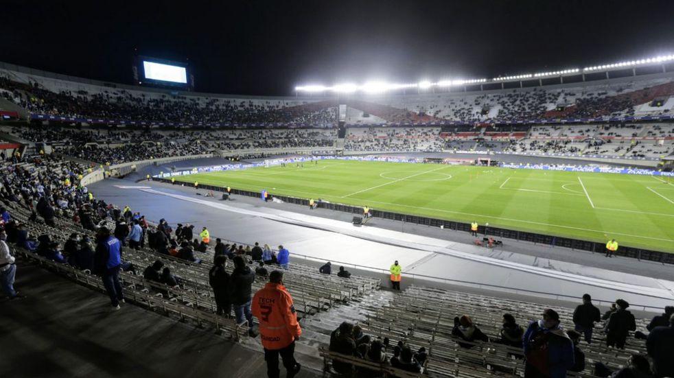 El regreso de los hinchas a las canchas del fútbol argentino está cada vez más cerca.