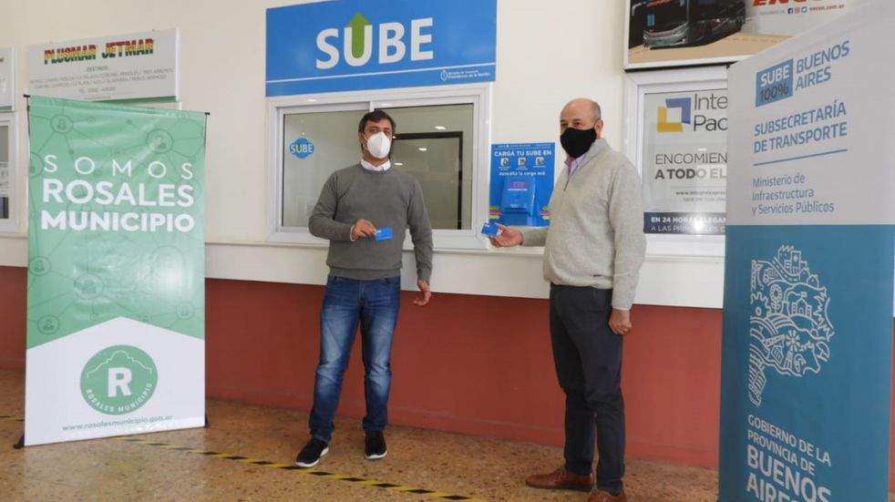 """""""Fuimos el primer municipio en el que se implementó la SUBE en esta gestión provincial"""""""