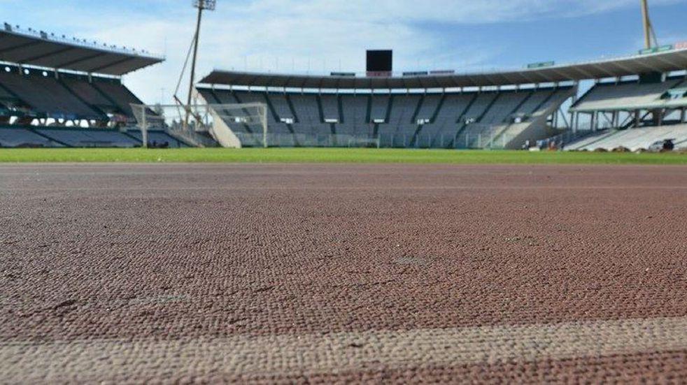 Hace 26 años el Kempes se convertía en el primer estadio olímpico del país