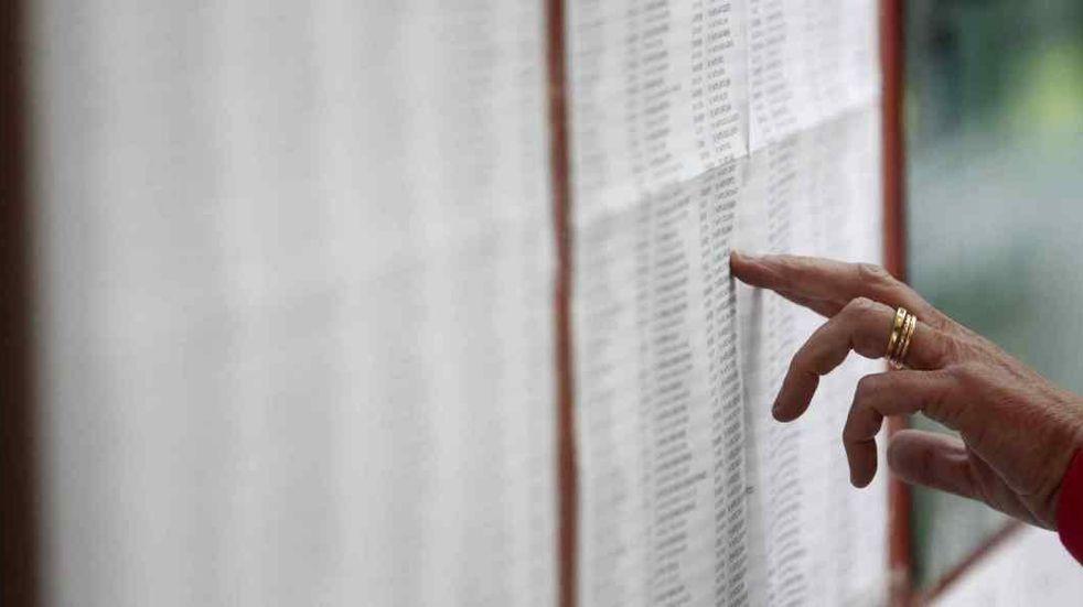 Elecciones en Salta: enterate dónde votás este domingo