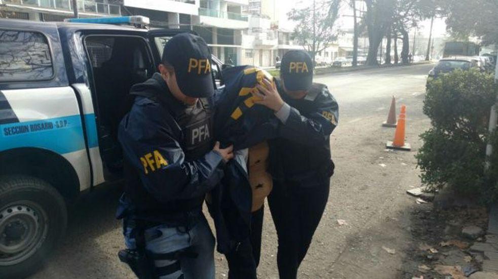 Capturaron en barrio Rucci a integrante de una banda narco ligada a Los Monos