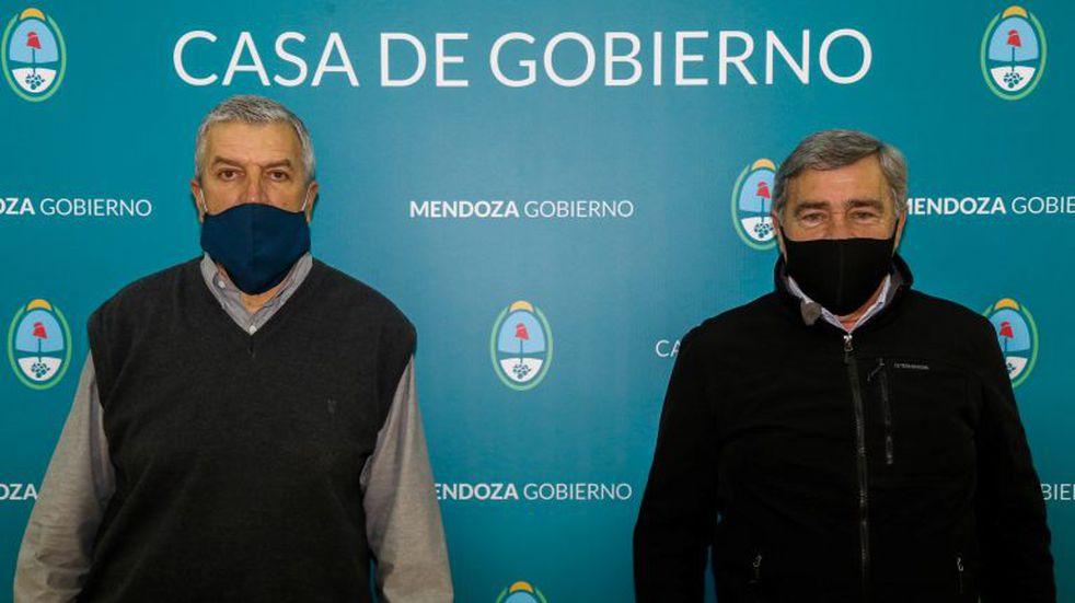Osvaldo Romagnoli es el nuevo director de Vialidad Provincial de Mendoza