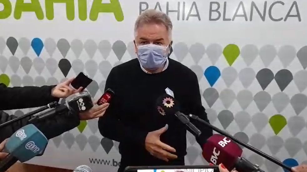 """Intendente Gay: """"La explosión fue provocada, es un atentado"""""""