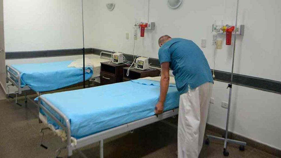 En Córdoba, baja la ocupación de camas críticas.