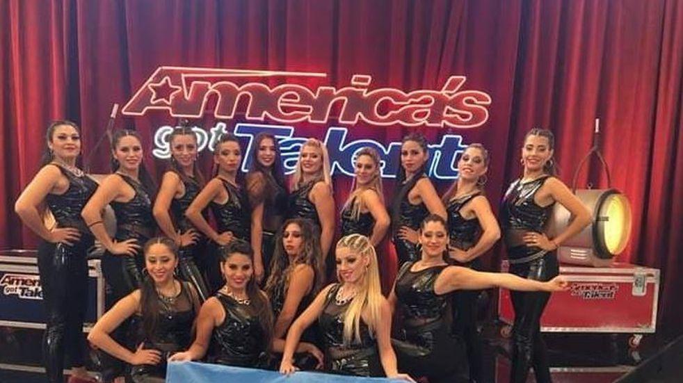 """Revolution Queens"", el grupo de chicas argentinas que brilló en ""America's Got Talent"""