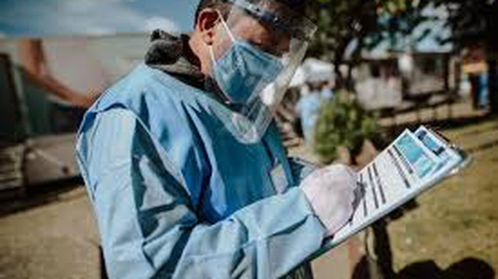Coronavirus: preocupa el crecimiento en la demanda de hisopados en ciudades con transmisión comunitaria