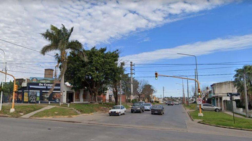Robaron la caja fuerte de un reconocido comercio de Paraná
