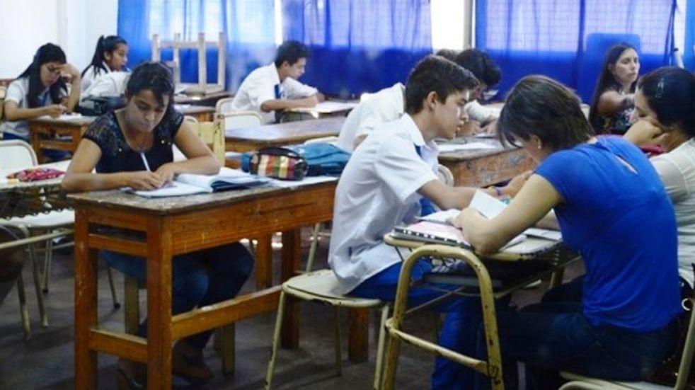 Más de 17.000 alumnos que finalizan la secundaria volvieron a clase