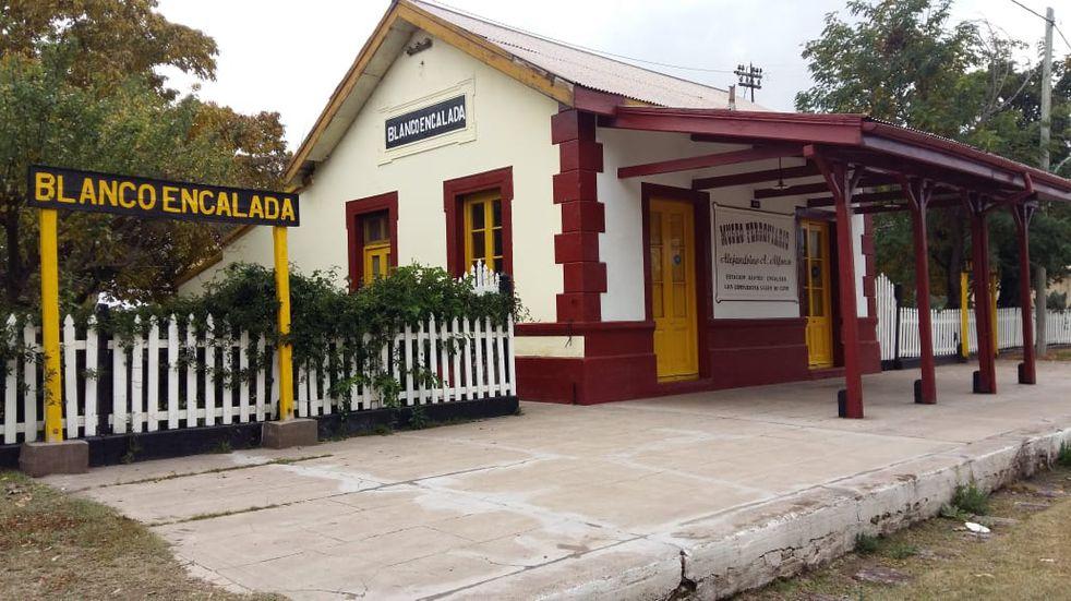 Revalorizan el museo de la Estación Blanco Encalada, sinónimo de las épocas doradas del ferrocarril