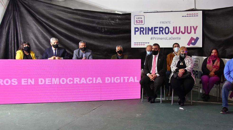 """Diputados de Primero Jujuy impulsan la """"democracia digital"""""""