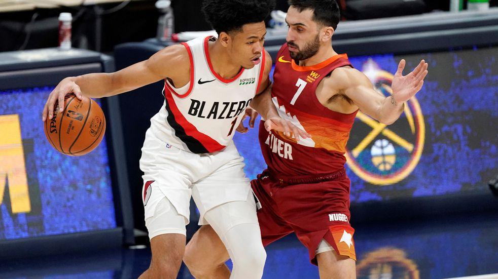 Cordobés en NBA: una jugada de Facundo Campazzo, elegida como la mejor de la temporada