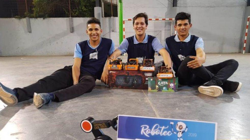 Liga Nacional de Robótica: nuevamente la EPET n°25 de Campo Grande obtuvo el primer lugar