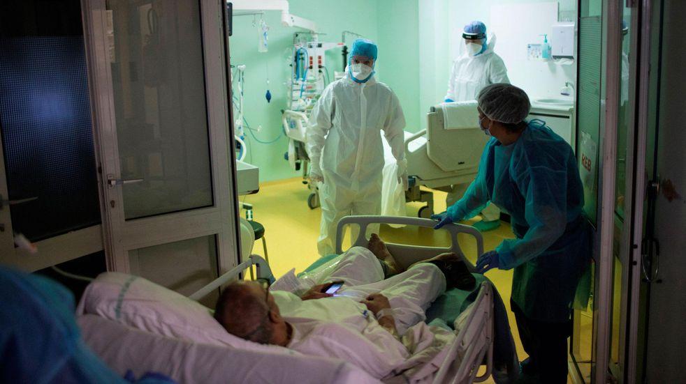 Coronavirus en Córdoba: ocupación de camas críticas, casi en un 70 por ciento