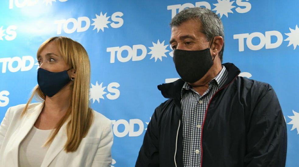 Elecciones en Mendoza: Anabel Fernández Sagasti y Adolfo Bermejo aceptaron la derrota