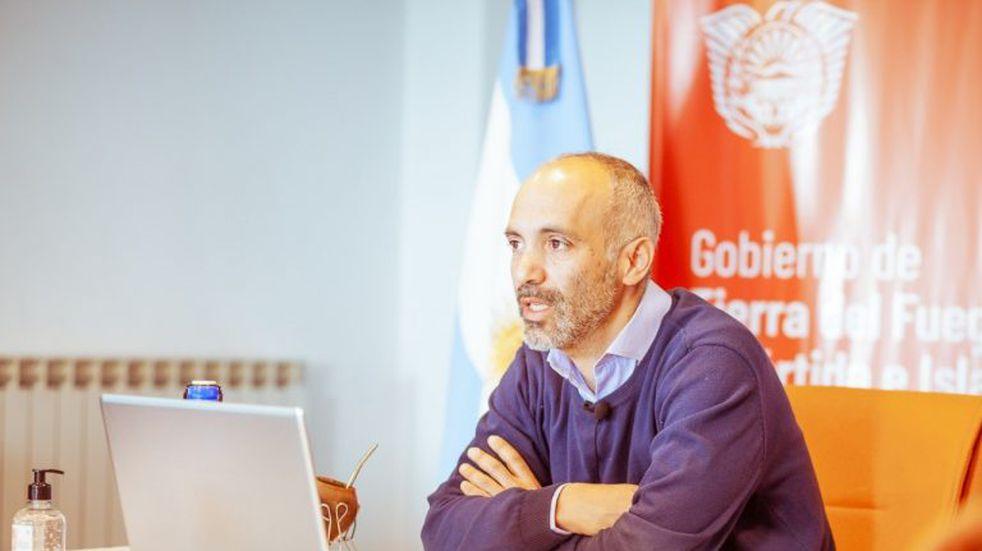 """García: """"Tenemos más de 2500 personas anotadas en el primer día de la convocatoria"""""""