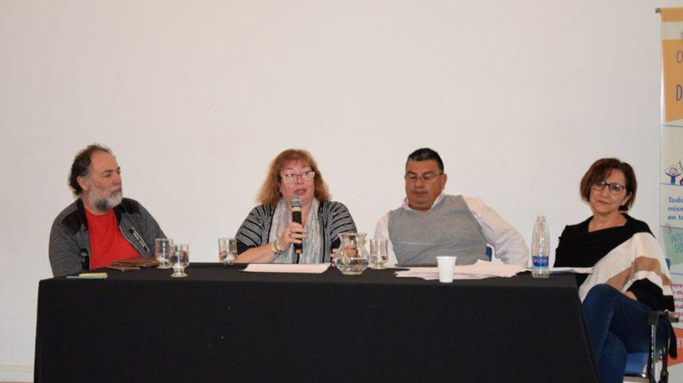 Continúan las Jornadas por los 30 Años de la Convención de los Derechos del Niño