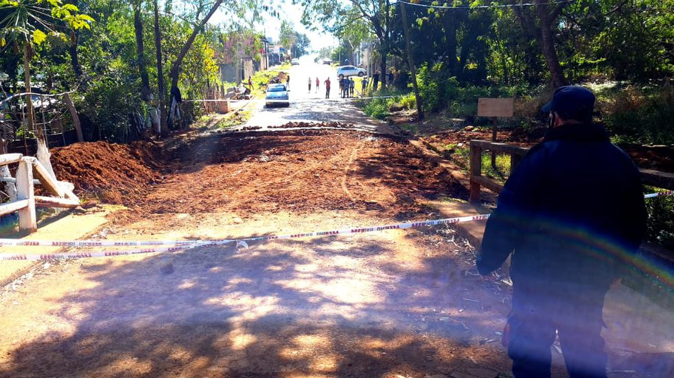 Hallaron una granada en un barrio de Iguazú