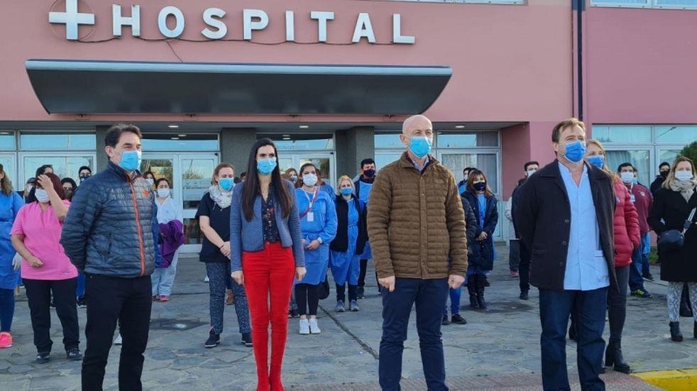 Coronavirus: en Santa Cruz se llegó a más cien mil vacunados y en Caleta Olivia se registra más de diecisiete mil