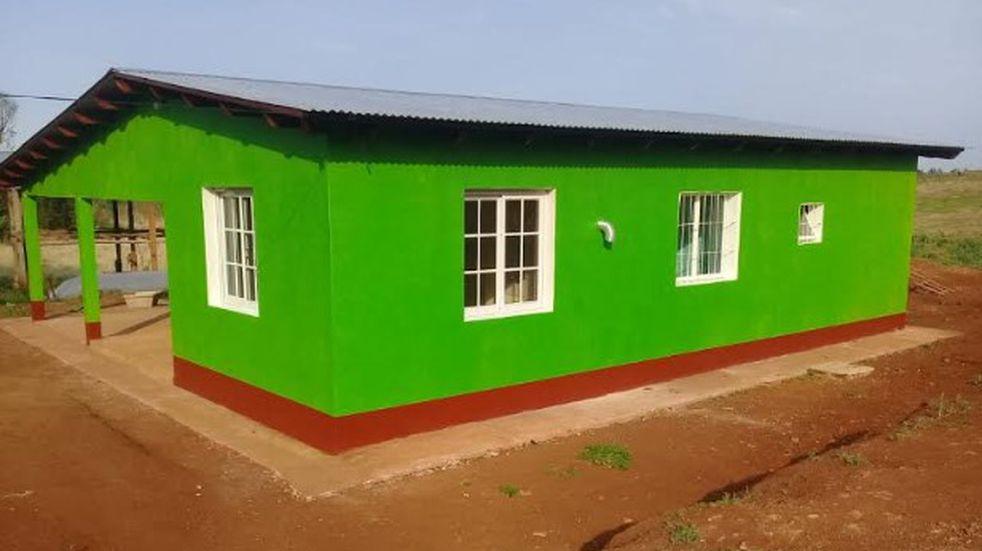 Construirán 22 viviendas rurales nuevas en chacras de la zona centro de Misiones