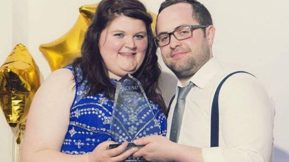 El increíble cambio de una mujer con obesidad que bajó 30 kilos en cuatro meses para su boda